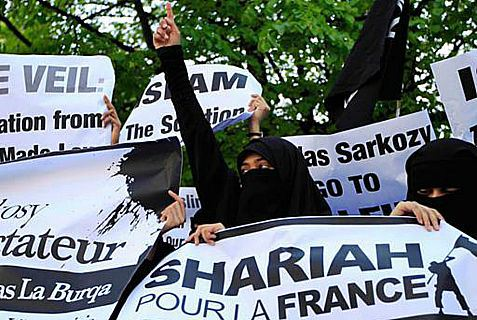 muslims-shariah-for-france.