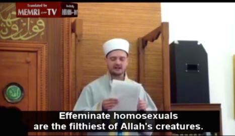 Effeminate-homosexuals
