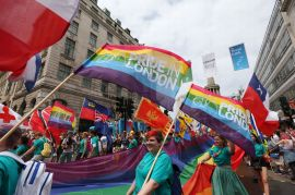 Pride-in-London-Parade