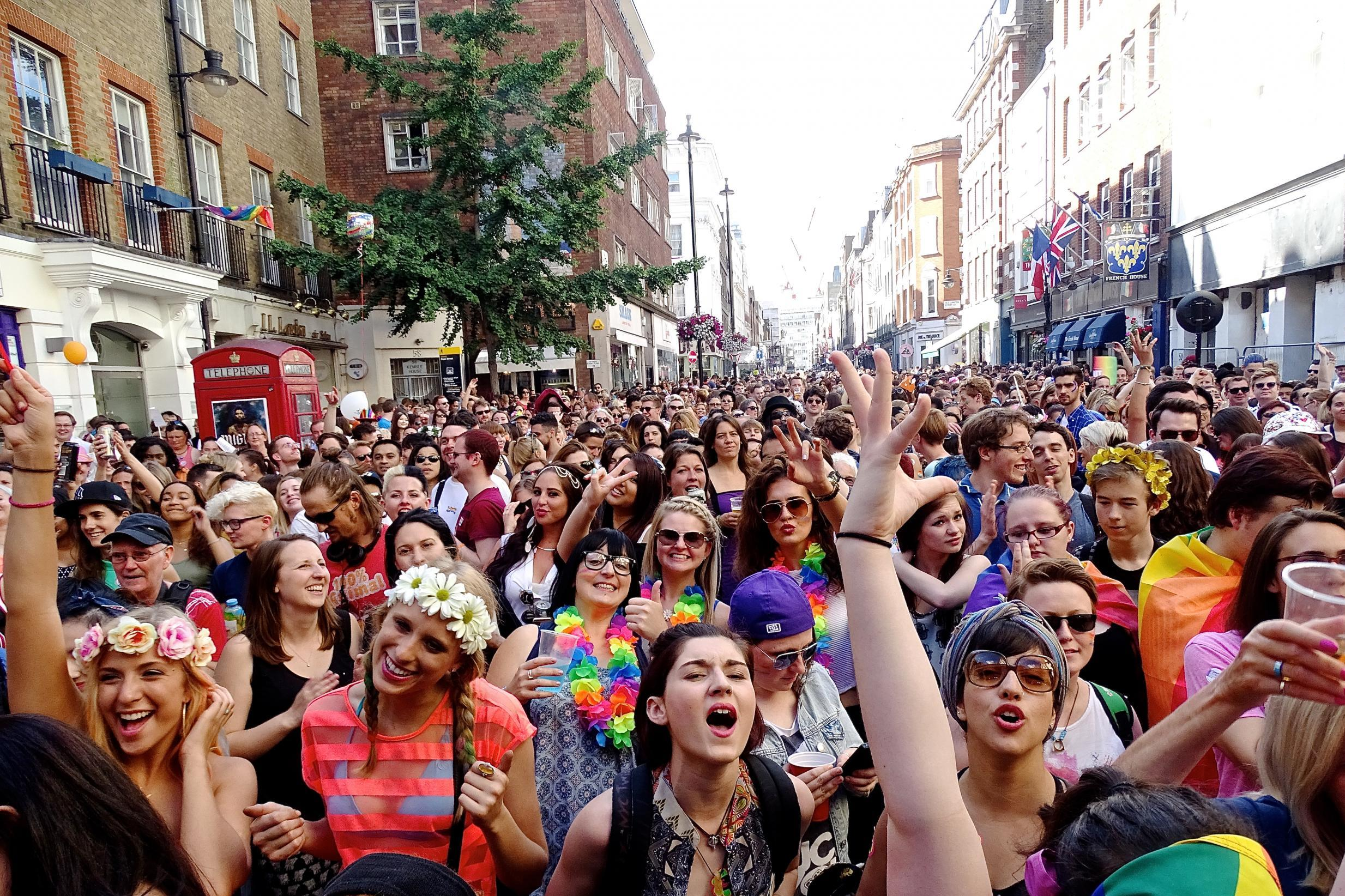 gay izlazi u Londonu