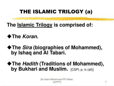the-islamic-trilogy-a-n